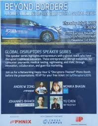Beyond Borders – Global Disruptors