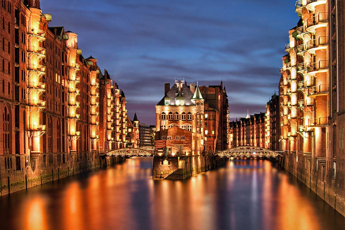 Tales of Hamburg