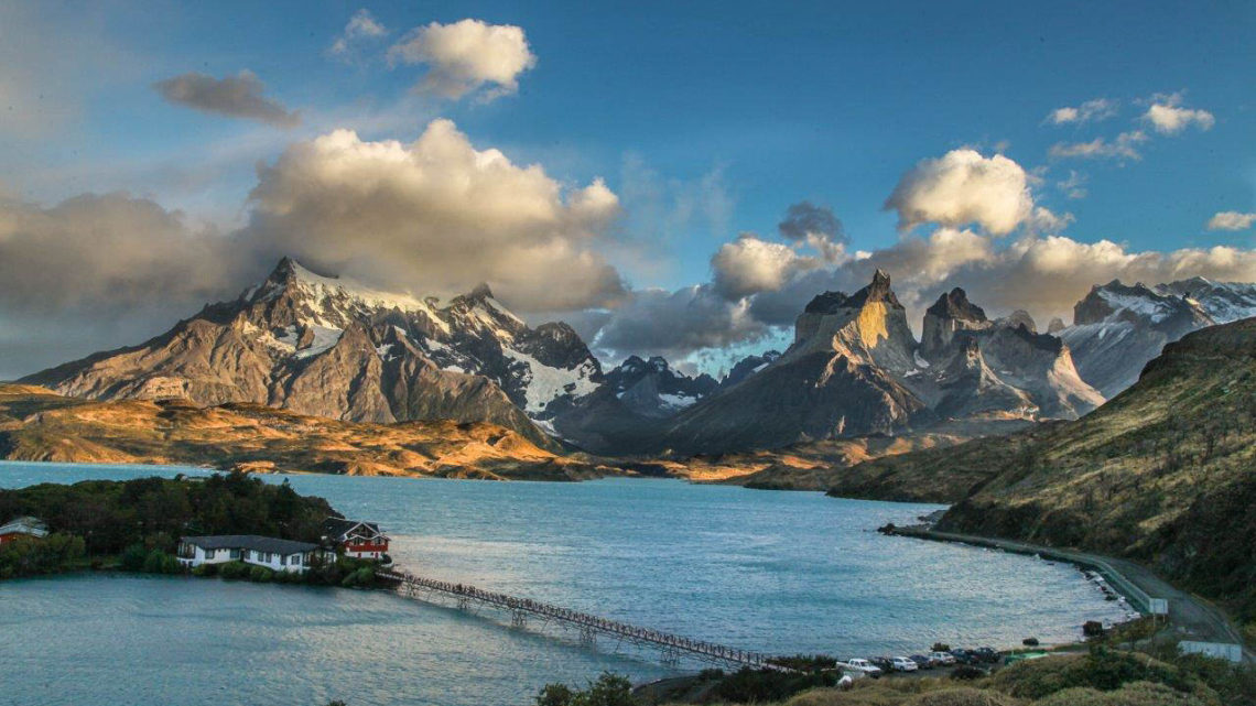 A sliver of heaven on earth – Torres del Paine