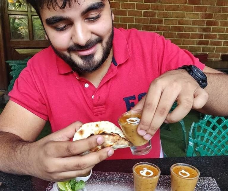 Unravel the secrets of Food Blogging with Sukrit Jain